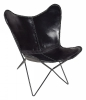 Butterfly Easy Chair, black