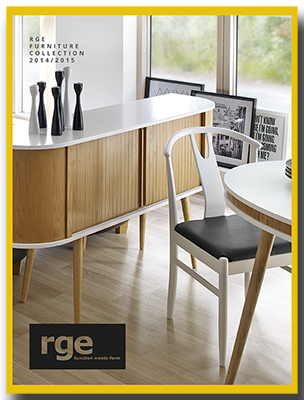 RGE Furniture Collection 2014/2015, 50p